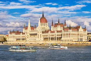 From £79pp (with Tour Center) for a 2-night Budapest break with return flights, daily breakfast and optional tours - save up to 25%
