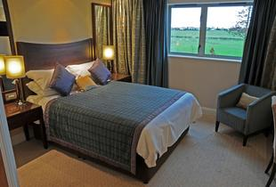 £99 (at the Wrightington Hotel) for a 1-night stay for 2 including a 3-course dinner, breakfast and leisure access, £149 for 2 nights - save up to 48%