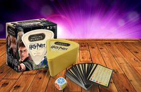 £7.95 instead of £16 for a Harry Potter Trivial Pursuit game from Wowcher Direct - save a magical 50%