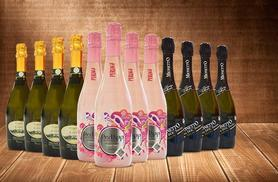 £69 instead of £140.40 (from San Jamón) for 12 bottles of award-winning Prosecco - save 51%