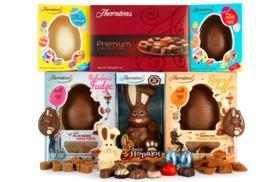 We're giving away six 9-piece Thornton's Easter Eggs-travaganza Collections worth £40!