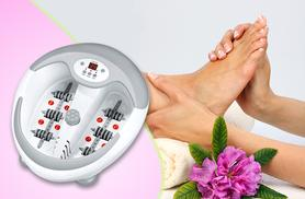 £69 instead of £119.99 for a Beurer FB-50 multi-functional heated massage foot spa from Wowcher Direct - save 42%