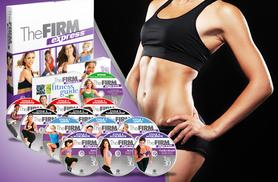 £19.99 instead of £79.99 (from Home Shopping Mall) for the Firm Express Home Fitness Programme DVD set - save 75%