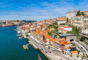 From £79pp instead of up to £148.98pp (from Tour Center) for a 2-night Porto break including flights - save up to 44%