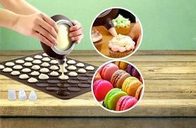 £9.99 instead of £34.99 for a 5-piece macaron baking kit from London Exchainstore - save 71%