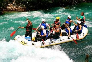 From £199pp (from Untravelled Paths) for a 4nt Montenegro break including white water rafting, breakfast, accommodation and transfers