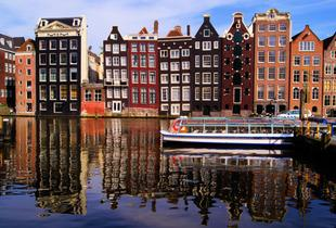 From £119pp instead of up to £217.48pp (from iFly) for a 2nt Amsterdam break including flights, from £179pp for 3nts or £219pp for 4nts - save up to 45%