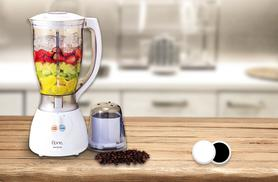 £17.99 instead of £40 for a 2-litre blender and coffee grinder set from Wowcher Direct - save 60%