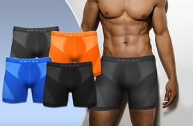 £8.99 instead of £39.95 for a 2-pack of men's boxer shorts, £14.99 for a 4-pack from Wowcher Direct - save up to 77%