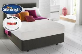 £99 instead of £182.01 for a Silentnight single memory foam mattress, £149 for a double or £169 for a king, from Wowcher Direct - save up to 46%