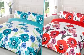 £6.99 for a single daisy duvet set, £10.99 for a double, £11.99 for a king or £13.99 for a super king from Wowcher Direct - save up to 80%