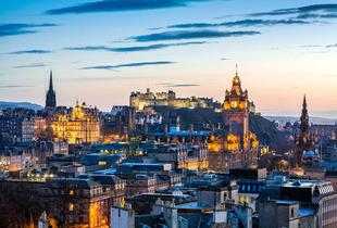 From £89pp (from Weekender Breaks) for a 2nt Edinburgh break including flights, from £139pp for 3nts - save up to 28%