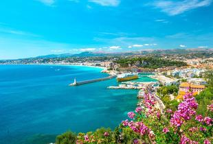 From £99pp (from ClearSky Holidays) for a 2-night Nice break including flights, from £149pp for 3 nights - save up to 38%