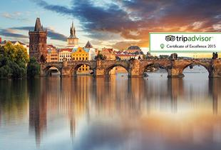 From £89pp (from ClearSky Holidays) for a 2-night Prague getaway including breakfast and flights, or from £119pp for 3nts - save up to 37%