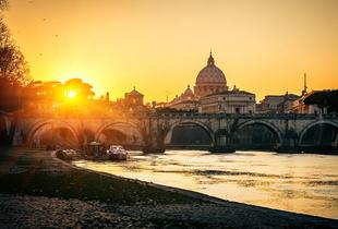 From £89pp instead of £118.44pp (from ClearSky Holidays) for a 2-night Rome break including flights and breakfast, from £119pp for 3 nights - save up to 28%