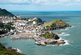 £99 instead of up to £220 (at the Grosvenor Hotel, Ilfracombe) for a 2-night break for 2 including 3-course dinner & breakfast - save up to 55%