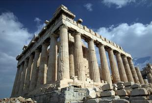 From £99pp instead of up to £151.54pp (from Tour Center) for a 2-night Athens stay including flights and breakfast, from £129pp for a 3-night stay - save up to 35%