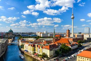 From £69pp (from ClearSky) for a 2-night Berlin break including return flights, or from £99pp for 3 nights - save up to 42%