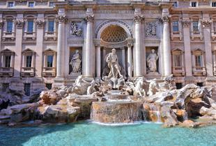 From £99pp (from Crystal Travel) for a 2-night Rome break including flights or from £129pp for 3 nights - save up to 25%