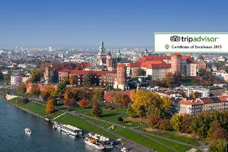 From £129pp (with Tour Center) for a 2-night Krakow break including flights, breakfast and an Auschwitz tour, from £159pp for 3 nights - save up to 29%
