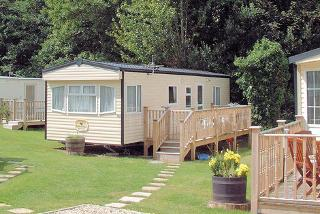 From £199 (at Hele Valley Holiday Park, Ilfracombe) for a 3-night Devon stay in a luxury 4 or 6-berth caravan, or from £299 for a 7-night stay - save up to 48%