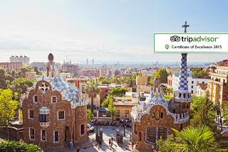From £89pp (from Tour Center) for a 2-night Barcelona break inclulding flights, from £119pp for a 3-night break - save up to 30%