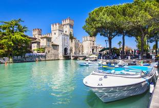 From £79pp instead of up to £106.98pp (from Tour Center) for a 2-night Lake Garda break including flights and breakfast, from £119pp for 3 nights - save up to 26%