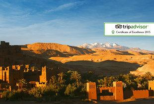 £119 (at Riad Douceur Mandarine) for a 3-night Moroccan Riad break inc. breakfast and welcome package, £199 for 5 nights or £269 for 7 nights - save up to 28%