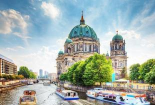 From £79pp instead of up to £105.98pp (from Tour Center) for a 2-night Berlin break including return flights - save up to 25%