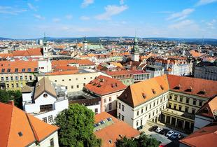 From £79pp (from Weekender Breaks) for a 4* 2-night Brno break including return flights, or from £119pp for a 3-night break - save up to 26%