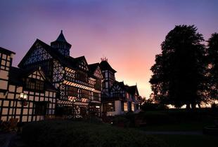 £59 (at the Wild Boar Hotel, Cheshire) for a 1-night stay for 2 including breakfast, £99 for 2 nights or £147 for 3 nights - save up to 49%