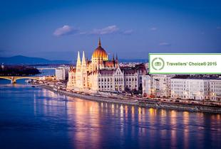 From £139pp instead of up to £176.48pp (from Blue Sea Holidays) for a 3-night Budapest break in a business room inc. breakfast, Champagne and flights - save up to 21%