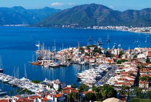 From £199pp (from Your Holidays) for a 7-night self-catered Marmaris break including flights!