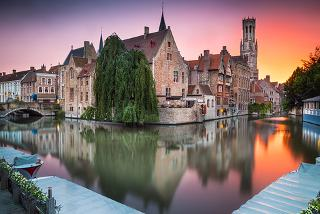 £125pp (from Superbreak) for a three-night mini cruise from Hull to Bruges including one night at a 4* Bruges hotel!
