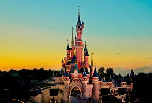 From £169pp (from ClearSky Holidays) for a 2-night Paris stay including return flights and Disneyland® park entry, from £209pp for 3 nights