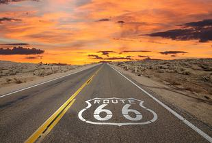From £1399pp (from IWC) for a 14-night Route 66 road trip including return flights, accommodation and car hire - save up to 38%