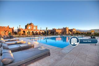 From £149 (at 5* Kasbah Igoudar Hotel) for a 3nt Marrakech break for 2, from £249 for 5nts inc. dinner, from £349 for 7nts inc. dinner and a massage - save up to 38%