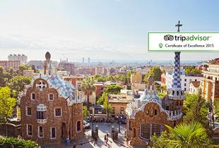 From £109pp (from Tour Center) for a 2nt Barcelona break inc. flights and a tour of La Sagrada Familia- save up to 25%