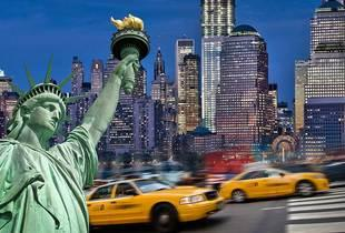 From £899pp instead of £1056.81pp (from iFly) for a 3-night New York and 3-night Reykjavik break including flights and tours - save up to 15%