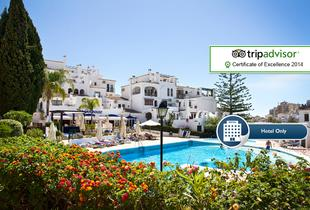 From £29 (at Pueblo Evita, Malaga) for a seven-night stay for two in a self-catered studio apartment - save up to 87%