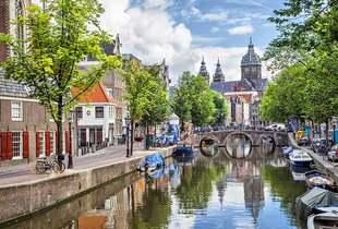 From £109pp (with Weekender Breaks) for a 2-night 4* Amsterdam break including flights and a canal cruise or from £139pp for 3-nights - save up to 23%
