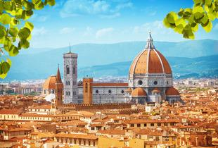 From £89pp (from Tour Center) for a two-night Florence break including return flights and breakfast, from £119pp for three nights - save up to 36%