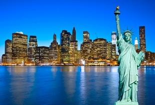 From £529pp (from iFly) for a 3-night New York break including flights, from £619pp for 5 nights and from £699pp for 7 nights - save up to 32%