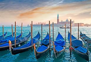 From £89pp (from Crystal Travel) for a 2-night 4* Venice break including flights and breakfast, from £119pp for 3 nights - save up to 28%