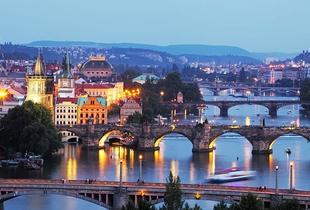 From £129pp (from iFly) for a 4* 2nt Prague and 2nt Budapest break, including flights, internal transfer and breakfast - save up to 28%