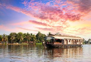 From £499pp (from GeTS Holidays) for a 10-day guided tour of Goa and Kerala including accommodation, cruise, transport, tour guide and daily breakfast