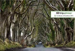 From £99pp (from Superbreak) for a 2-night Belfast break including a Game of Thrones film locations tour!