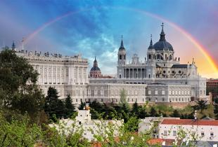 From £109pp (from ClearSky) for a two-night Madrid break including 4* spa hotel and flights, from £159pp for three-nights - save up to 32%