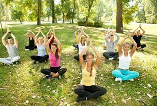£169pp (from Samyama Fitness) for a 3-night half board yoga retreat in Granada inc. transfers, £349pp for 7-nights