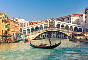 From £79pp instead of £117.85pp (from ClearSky Holidays) for a two-night Venice getaway including return flights, from £149pp for three nights - save up to 33%